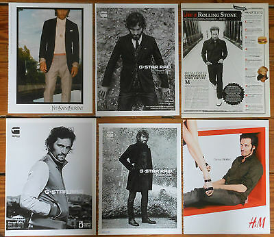 VINCENT GALLO spanish clippings photos magazine actor