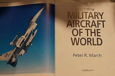 Directory of Military Aircraft of the World Reference Book