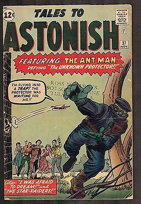 Tales to Astonish #37 ~ Feat. Ant Man (4.0) WH