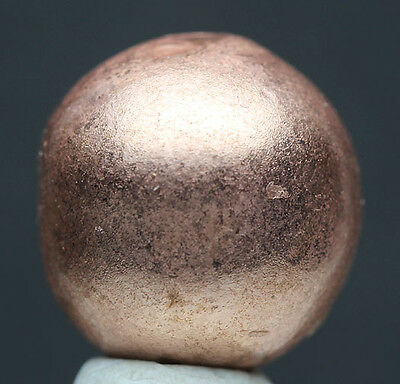 Native Natural Copper Michigan 14mm SPHERE Mineral Metal ENERGY Gemstone MARBLE