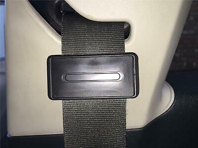 2 Clip On Seat Belt Klunk Better Comfotable Driving Stopper Front Rear Chair