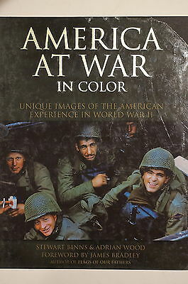 WW2 America At War Images of American Experience in World War II Reference Book