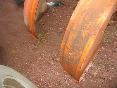 Allis Chalmers Tractor Fender WC & Others