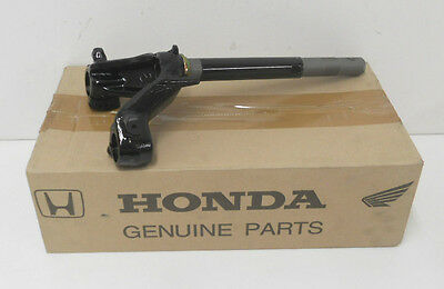 Honda Sh50 Sh100 Scoopy Front Fork Stem Yoke Genuine New Rrp £142.08 53210Gby910