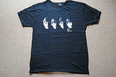 The Beatles With The Beatles 2 T Shirt New Official All My Loving 1963 Lennon