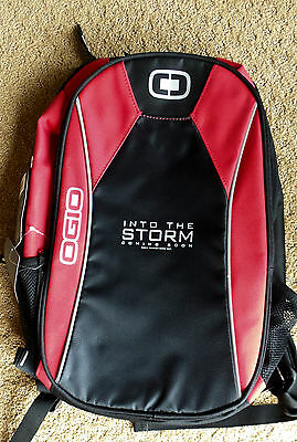 Into The Storm Ogio Brane New Backpack Bag Promo Swag Promotional Giveaway