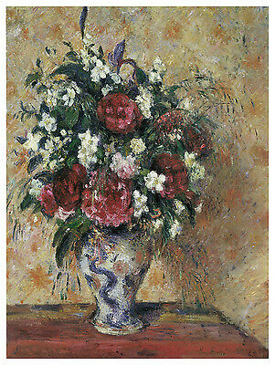 1246.Flower vase Painting wall Art Decor POSTER.Graphics to decorate home office