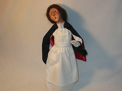 Byers Choice 1998 Nurse In Formal Outfit