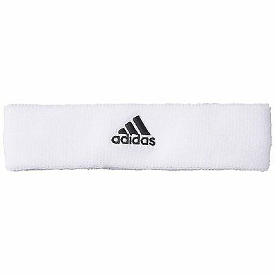 adidas Stirnband weiß - Tennis - Badminton .... ten headband