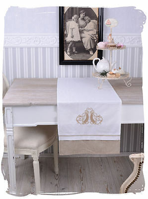 Nappe basque vintage eur 15 00 picclick fr - Chemin de table chic ...