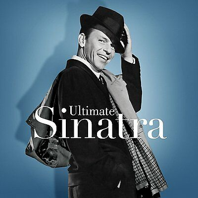 FRANK SINATRA - ULTIMATE SINATRA: CD ALBUM (Greatest Hits / Very Best Of)