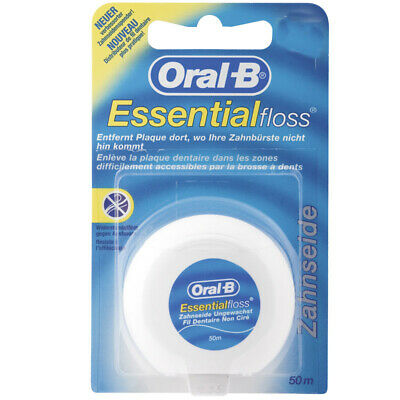 Oral-B Essential floss gewachst 50m