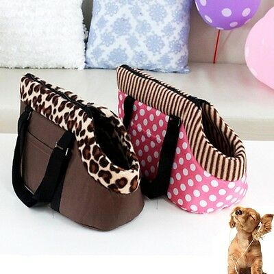 Hot Pet Dog Cat Portable Carrier Handbag Puppy Kitty Outdoor Travel Tote Bag