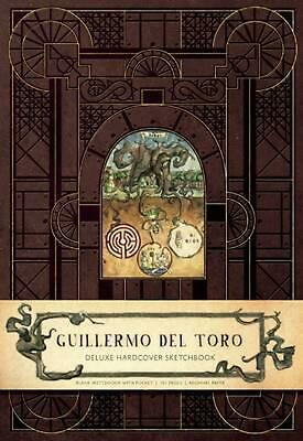 Guillermo Del Toro Deluxe Blank Journal by Insight Editions (English) Hardcover
