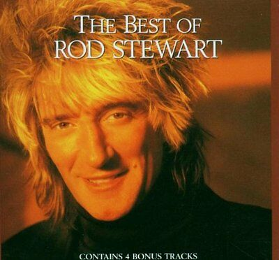 Rod Stewart The Best Of Cd Album (16 Greatest Hits)