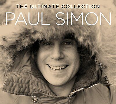 Paul Simon - The Ultimate Collection Cd (Greatest Hits / Very Best Of)