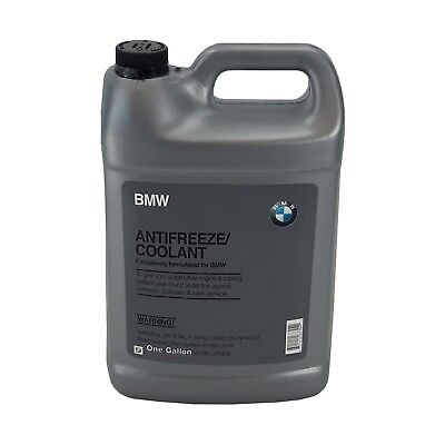 Genuine BMW MINI Coolant Antifreeze Blue Color 100% Concentrated 1 Gallon