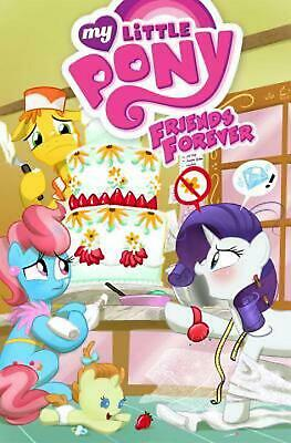 My Little Pony Friends Forever Volume 5 by Ted Anderson (English) Paperback Book