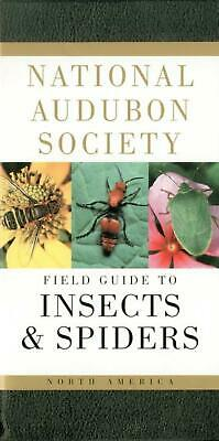 National Audubon Society Field Guide to North American Insects and Spiders by Lo