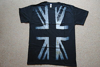 Official Gallows Grey Britain T-Shirt Death Birth Orchestra Wolves *All Sizes*