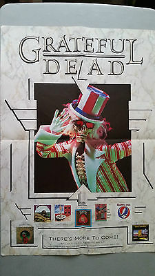 Grateful Dead Ace Records Promo poster