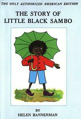 The Story of Little Black Sambo by Helen Bannerman (English) Hardcover Book Free