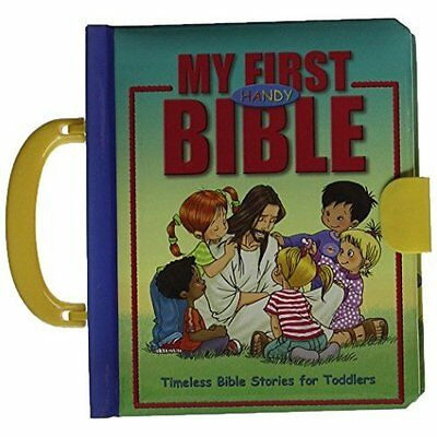 My First Handy Bible - Board book NEW Olesen, Cecilie 2006-01-03