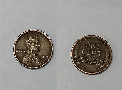 1919-S Lincoln Cent Wheat Penny 1919 S