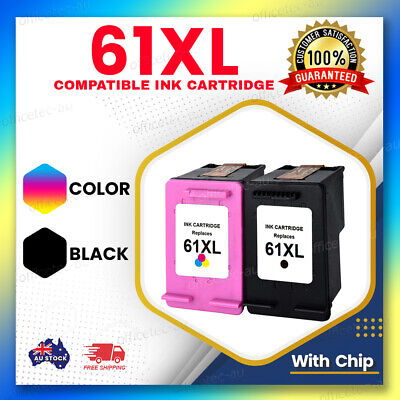 Generic Ink Cartridge For HP 61 XL Officejet 2620 4630 Envy 4500 4504 5530 61XL