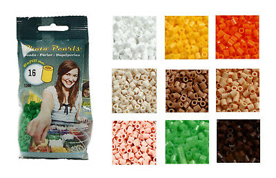 PHOTO PEARLS® Nachfüllpack BEADS 1100 Stück NABBI Bügelperlen Fotoperlen 7550