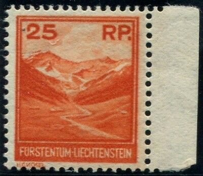 Lot N°7589 Liechtenstein N°11 Neuf * TTB
