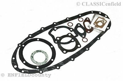 NEW LAMBRETTA SCOOTER 150CC COMPLETE ENGINE GASKET KIT GP LI TV SX @ECspares
