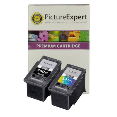 Compatible Text Quality Black & Colour XL Inks for Canon Pixma MG4250 MG3200