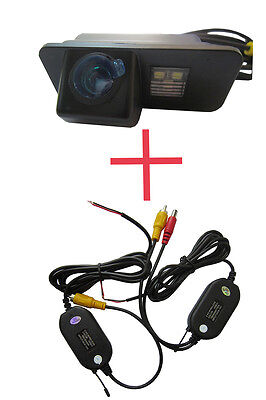 Wireless CCD Reverse Rear View Camera for FORD MONDEO/FIESTA/FOCUS/S-Max