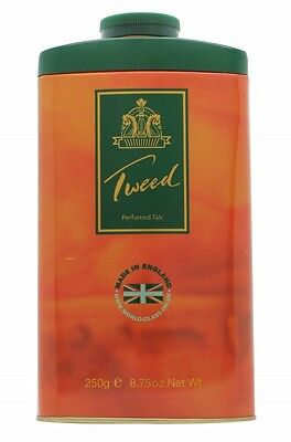 Taylor Of London Tweed Perfumed Talc 250G - Women's For Her. New. Free Shipping