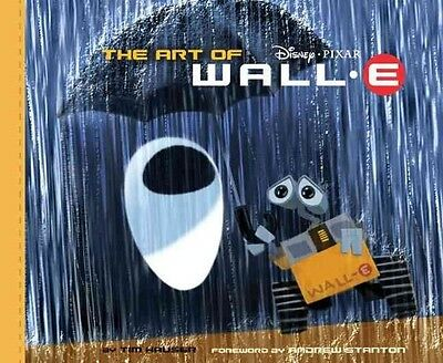 The Art of Wall-E by Tim Hauser Hardcover Book (English)