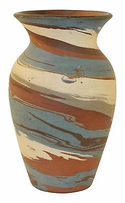 Niloak Pottery Mission Swirl Tapered Neck Vase
