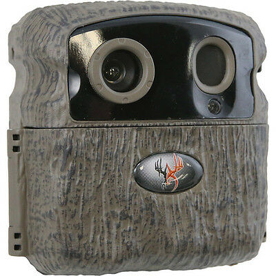 Wildgame Innovations Trail Camera Nano Buck Commander Lightsout 8MP TRUbark HD