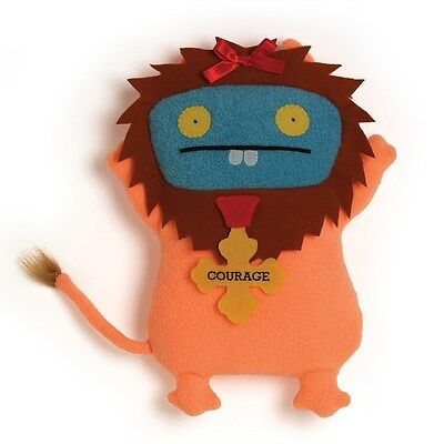 Uglydoll -  Wizard Of Oz -  Babo  Cowardly Lion - Courage Award - Nwt