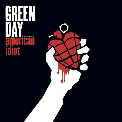 Green Day - Green Day : American Idiot [New Vinyl] Explicit, 180 Gram, Poster