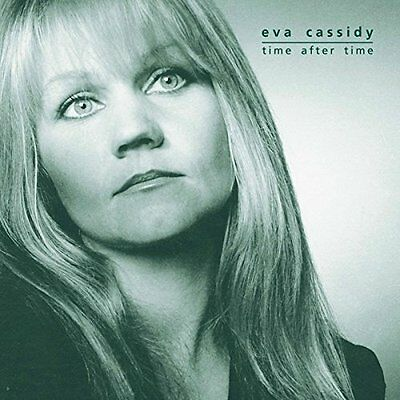 """Eva Cassidy - Time After Time NEW 12"""""""