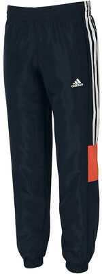 Adidas Testa Junior Kids Woven Training Track Pants Running Tracksuit Bottoms