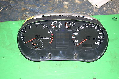 Audi A3 97/00 (Lhd) - Instrument Cluster/panel - Speedo Head/unit - 8L0919860A