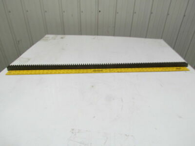Browning 4NSR6X1 Spur Gear Rack 14.5 Pressure angle 6 diametral pitch 4ft length