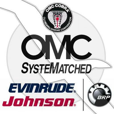 Johnson Evinrude Outboard & OMC Sterndrive Motor Water Pump Kit 0379775 379775