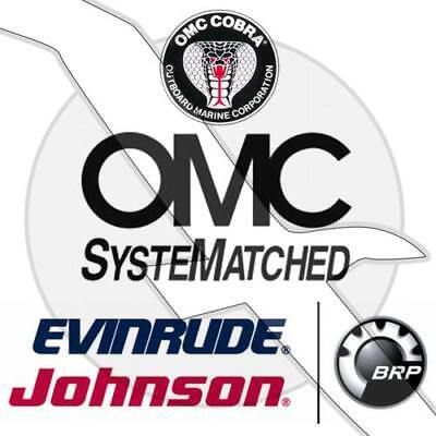 "Johnson Evinrude Outboard/OMC Sterndrive Motor Stator Assembly,5"" 0586949 586949"