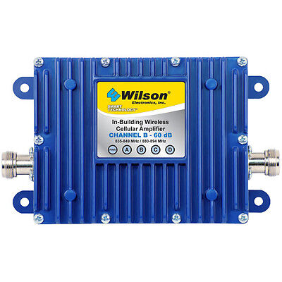 NEW Wilson 801108 60dB Channel A 824-849/869-894 MHz Building Signal Amplifier