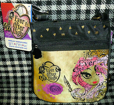 EVER AFTER HIGH : Shoulder Bag (gold tall)