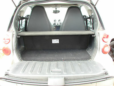 Soundboard Parcel shelf TWO piece SMART FOR TWO 451 Coupe Bass Boxing