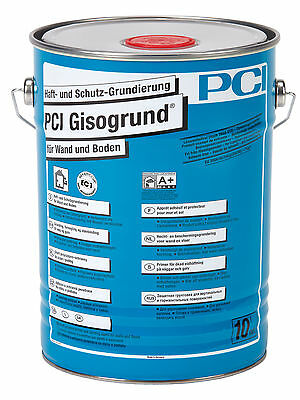 PCI Gisogrund 10 l Adhesive and Protection primer for wall Floor Tiles Cleaning